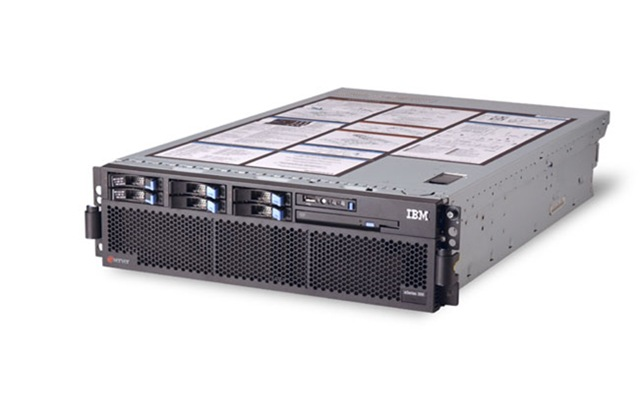 Ibm x3850/x3950 x5 intel e7530 186ghz cpu kit 49y4311