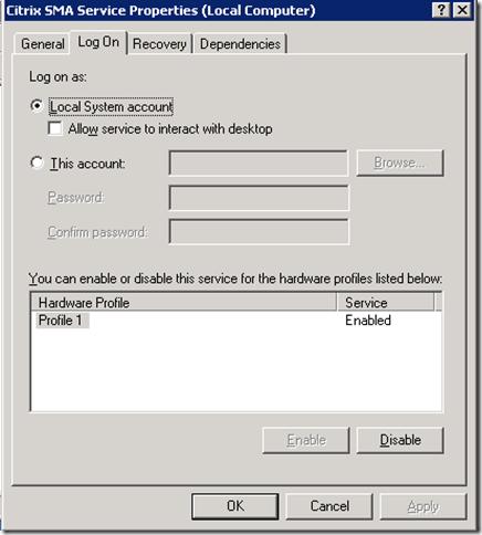 Citrix_SMA_Service_1