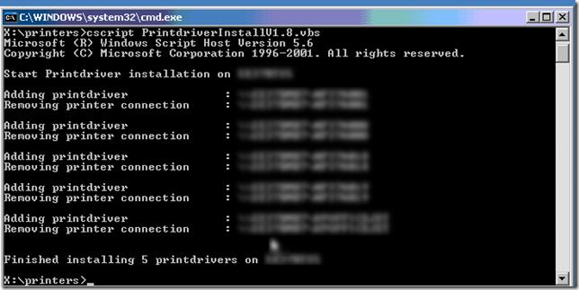 PrinterDriver_Script