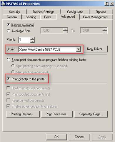 Install Printer Driver Windows 7 Script