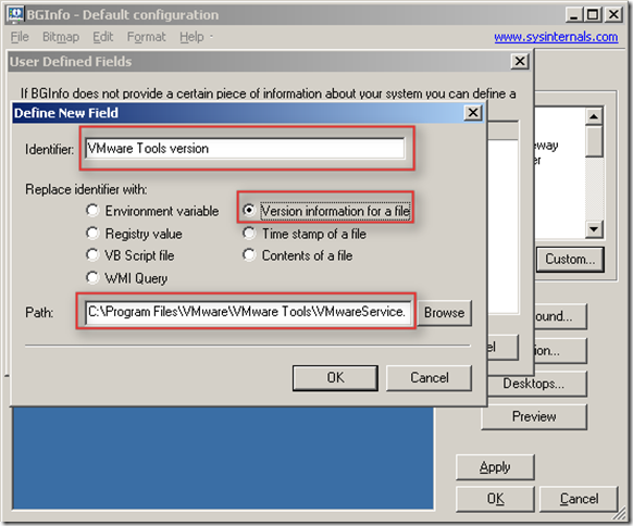 Show_VMware_Tools_version_with_bginfo
