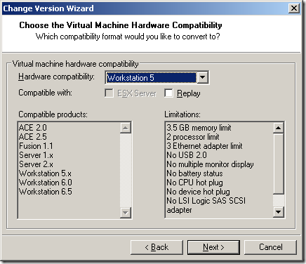 Change_VM_Hardware_Version_3