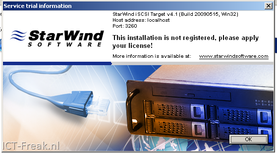 Starwind License Key Crack Full