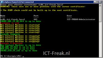 PowerCLI | ICT-Freak nl | Page 8