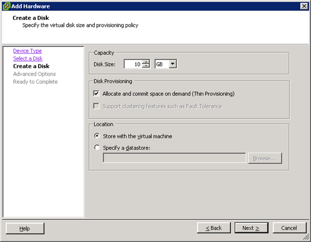 vSphere: Hot Add or Remove a VMDK with a Linux VM | ICT-Freak nl