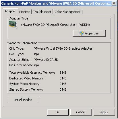 Slow mouse performance on Windows 2008 R2 virtual machine